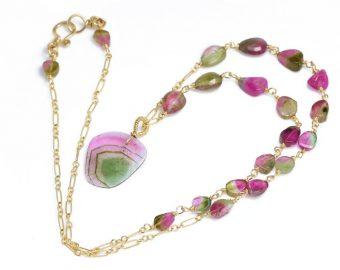 Tourmaline Necklaces